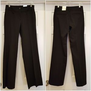 Alfani Curvy Fit Career Dress Pant Trouser